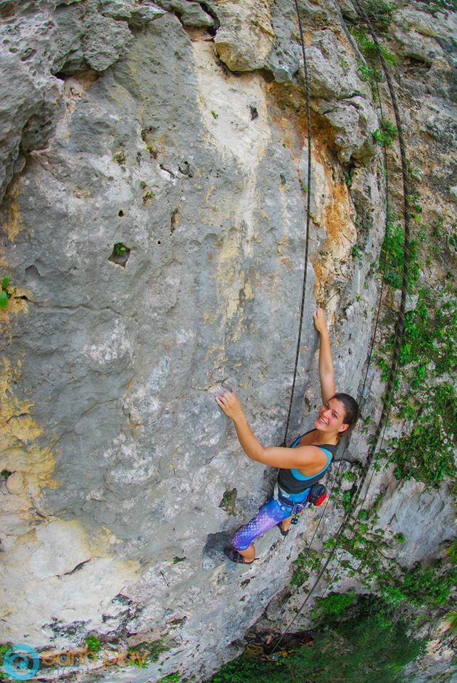 rock climbing pr